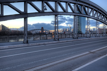 Bridge through a Bridge