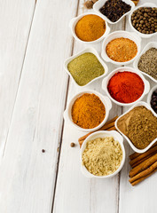 powder spices