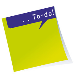 Post-it,To-do,Reminder,note-paper,office,business