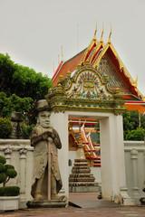 Bangkok -  Wat Pho temple