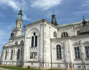 Kościół w Koziegłowkach