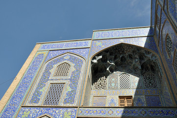 Imam Moschee in Isfahan