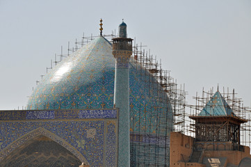 Masjed-e Jameh Moschee in Isfahan