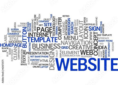 WEBSITE | Concept Wallpaper