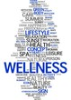 canvas print picture - WELLNESS | Concept Wallpaper