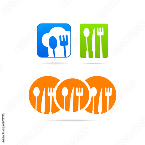 Boss Icon kitchen logo