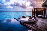 Fototapety Luxury beach resort