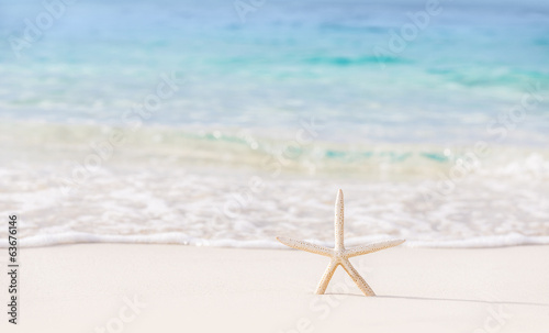 Beautiful beach background