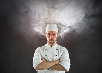 Angry Chef