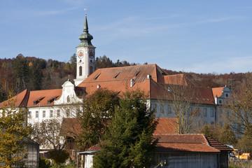 Schaeftlarn Abbey, Bavaria, Germany