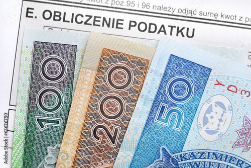 Polish income tax