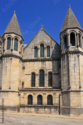Cathedral in Langres, France
