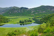 Crnojevica River Is A Tributary Of Skadar Lake, Montenegro