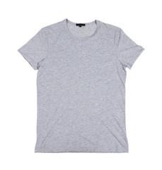 blank gray tshirt