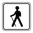 Logo randonnée.