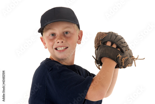 baseball player ready to throw the ball