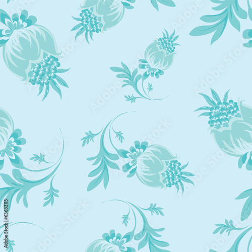 seamless floral patterns.