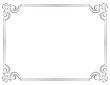Vintage vector frame - 63683937