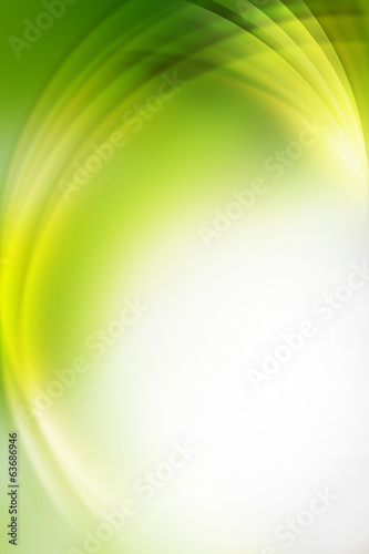 Soft Green background - Stock Image
