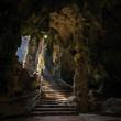 Khao Luang cave in Phetchaburi, Thailand - 63688109