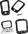 hand draw Sketch - Gadget