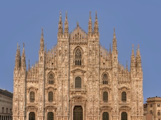 cathedral of Milano, Italy