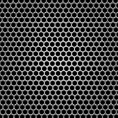 Illustration of a metallic texture for design