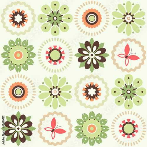 seamless_flowers_green