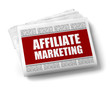 Newspaper with Affiliate Marketing