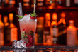 Strawberry Fruit Mojito - 63692182
