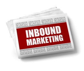 "Newspaper ""Inbound Marketing"""