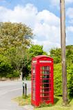 telephone booth, Reach, England
