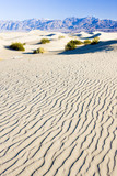 Stovepipe Wells sand dunes, Death Valley NP, California,USA