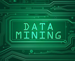 Data mining concept..