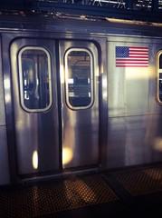 Puerta metro New York