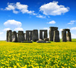 Historical monument Stonehenge,England, UK