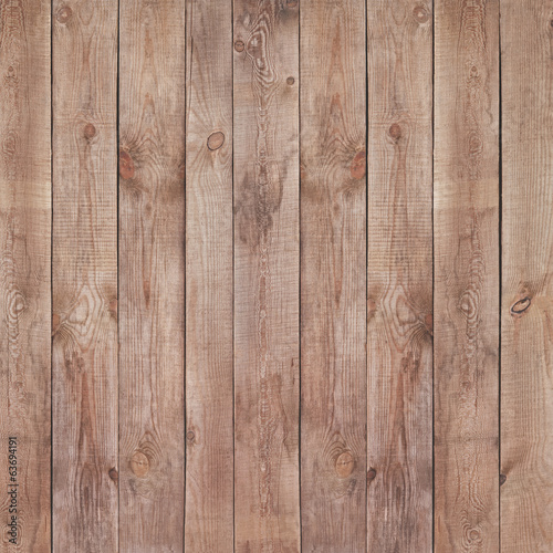 Deurstickers Hout Natural wooden surface.