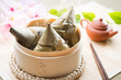 Asian Chinese Rice Dumplings