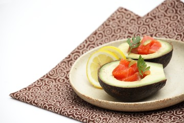 アボカド料理