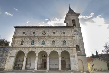 Pescina - Duomo di Santa Maria delle Grazie