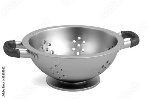 realistic 3d render of sieve