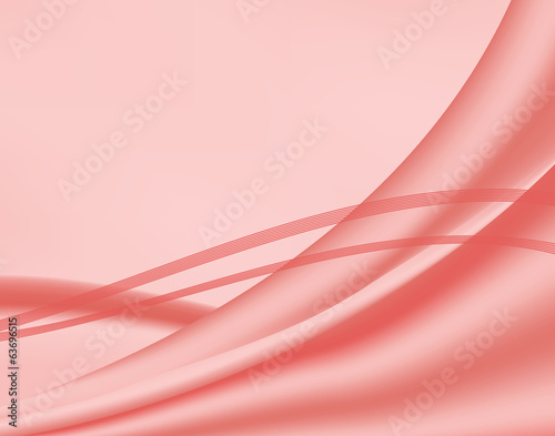 Pink abstract background, vector illustration