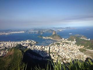 Sugarloaf and Guanabara bay, Rio de Janeiro