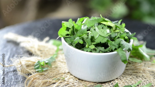 Fresh Coriander (loopable)