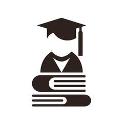 University avatar. Education icon