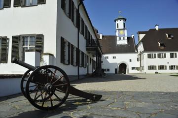 Castle (schloss) Scherneck, Germany