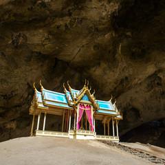 Royal pavilion in the Phraya Nakhon Cave, Prachuap Khiri Khan, T