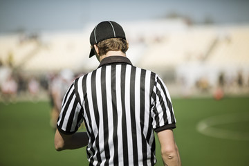 American football referee