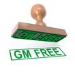 3d GM Free stamp