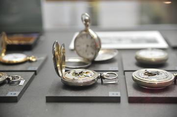 Old Germany hand-made clocks